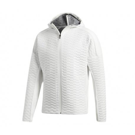 Adidas Z.N.E. Jacket M CY5481 - Bílá