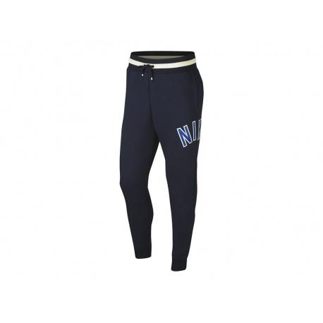 Nike M NSW NIKE AIR PANT FLC AR1824-451 - Black