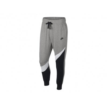 Nike M NSW HBR PANT FT STMT AR3086-011 Two - Šedá