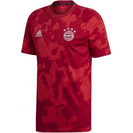 Adidas Bayern Munich Pre-Match DX9676 - Červená